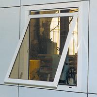 Basculant italienne ts57 technic fermetures fabricant for Fenetre carreaux de verre